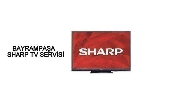 Bayrampaşa Sharp Tv Servisi